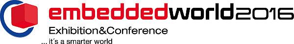 Embedded World 2016 Banner
