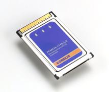 PCMCIA 1149.1E Small - Corelis Inc., Unveils A High-Performance PCMCIA (CardBus) Boundary-Scan (JTAG) Test Controller Board