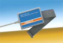 USB 1149.1E Small - Corelis Inc., Unveils a High-Performance Universal Serial Bus (USB 2.0) Boundary-Scan (JTAG) Controller